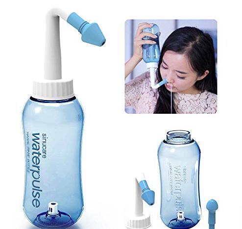 можно ли промывать нос содой