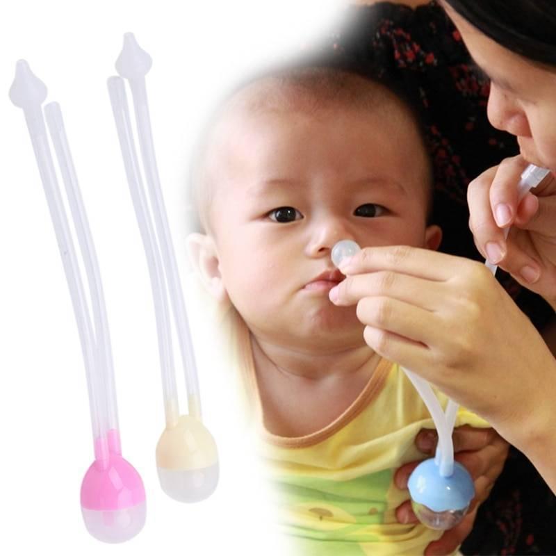 Отсасыватель соплей у детей, отсос соплей у новорожденного