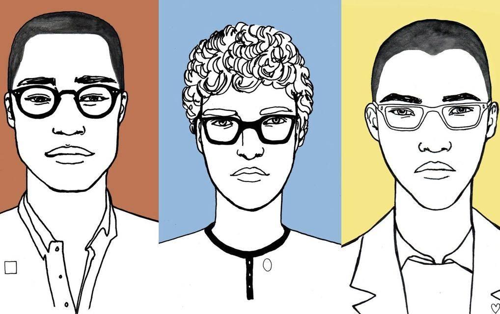 как выбрать очки для зрения по форме лица женщине