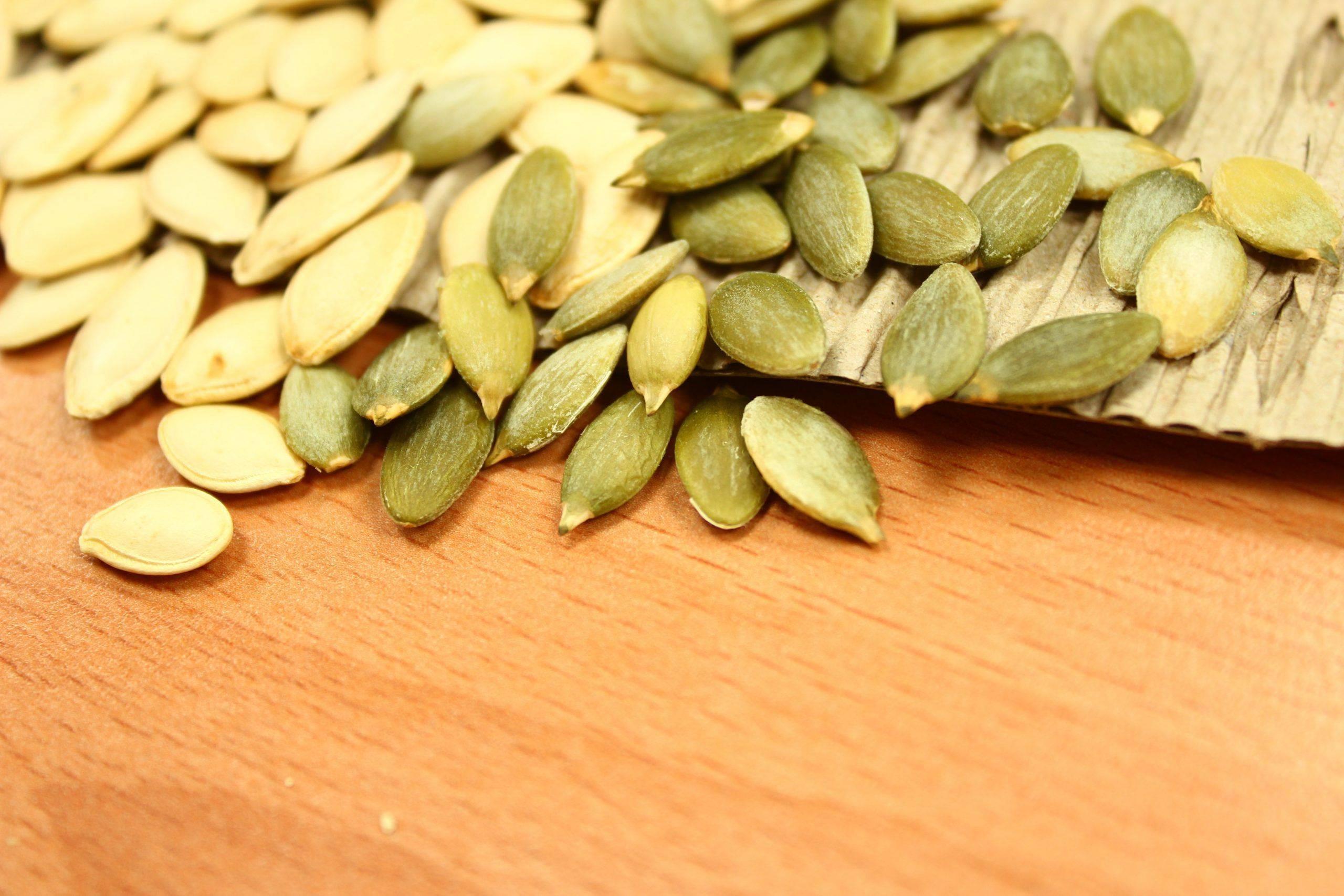 Рецепты из тыквенных семечек от глистов - как принимать правильно?