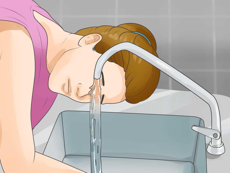 чем промыть глаза