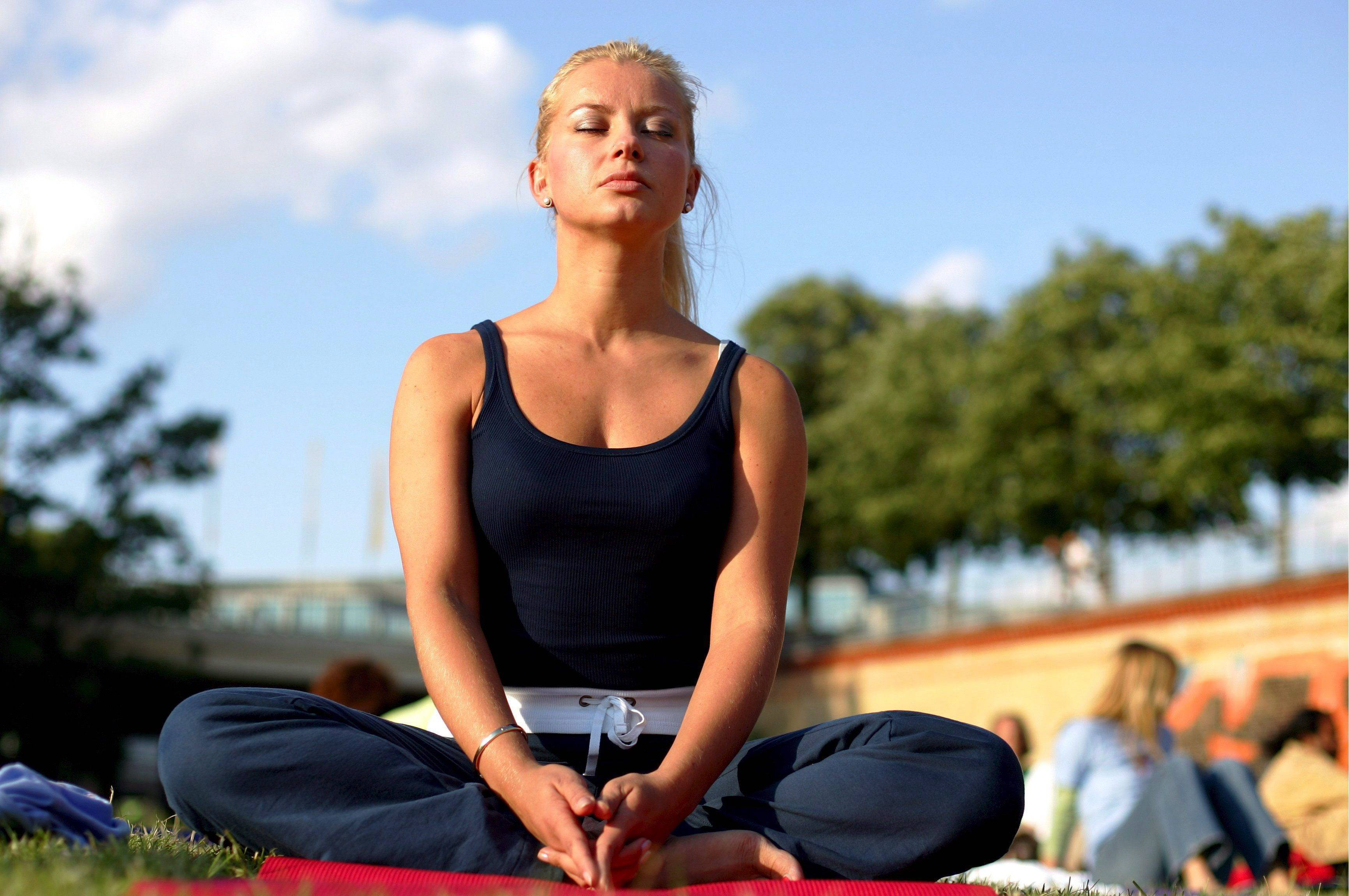 Основные крии кундалини-йоги
