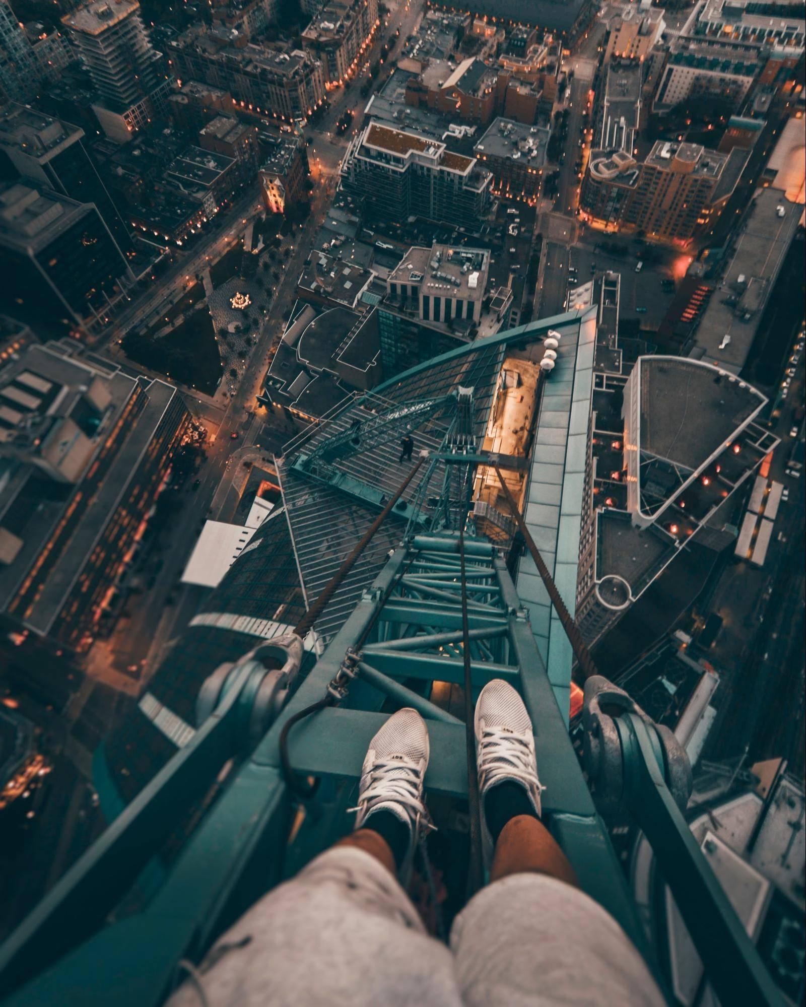 страх высоты как называется