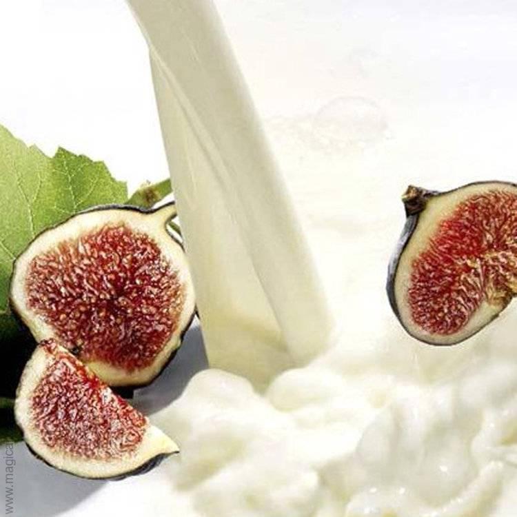 Все рецепты от кашля на основе свежего и сушеного инжира с молоком: секреты приготовления