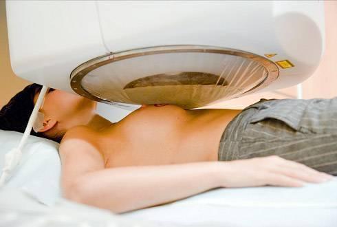 После рака молочной железы