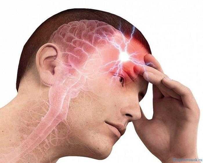 болит голова от насморка
