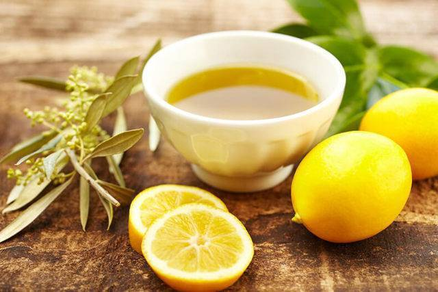 Очищение печени оливковым маслом
