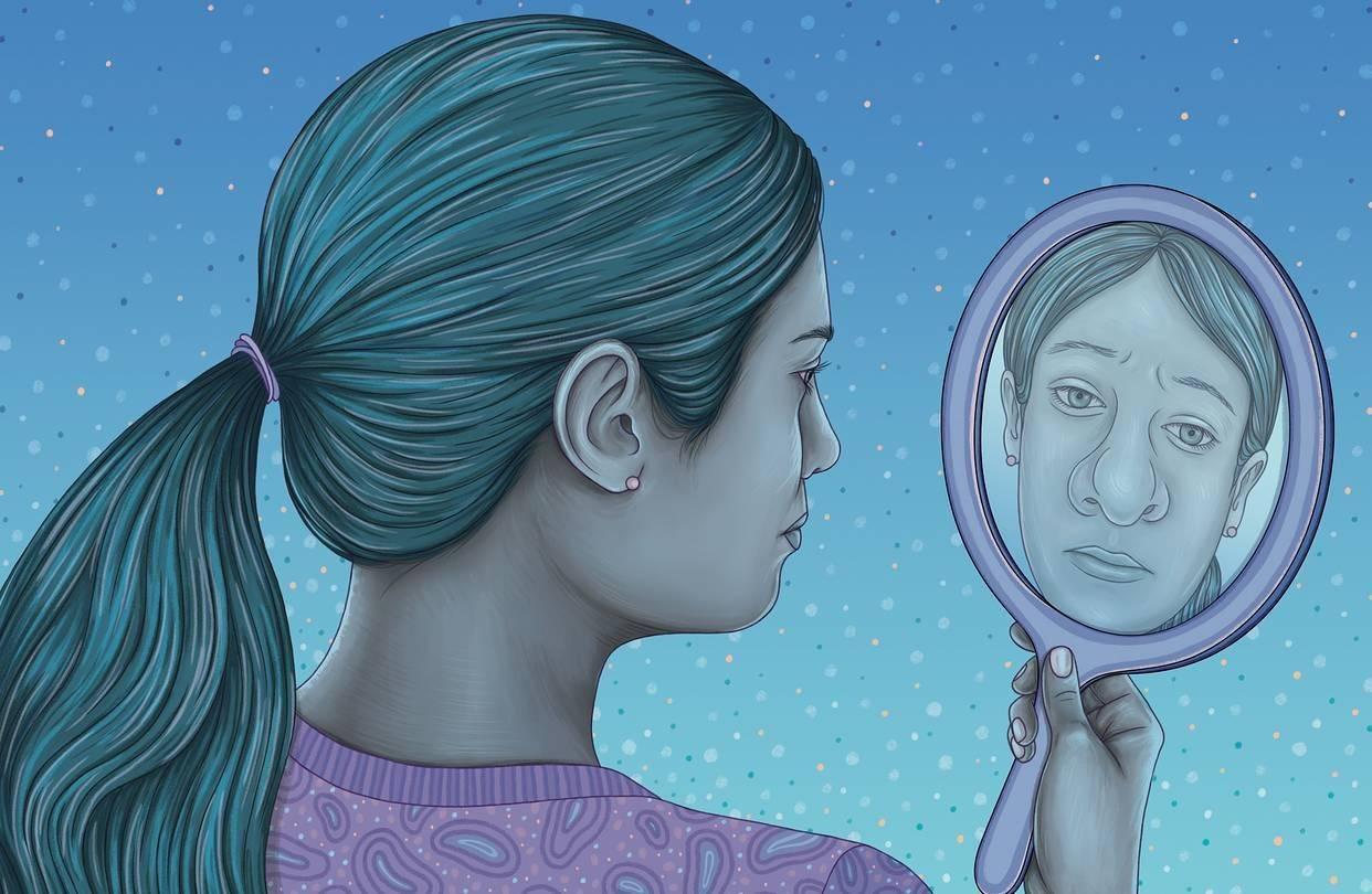 Дисморфофобия: что это значит в психологии? как проводится тест на фобии? лечение синдрома недостатков тела человека