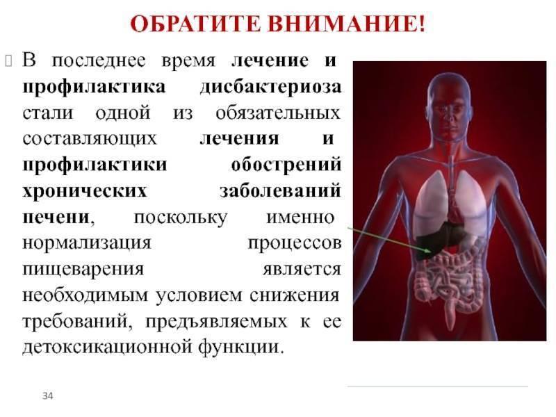 Профилактика заболеваний печени и почек