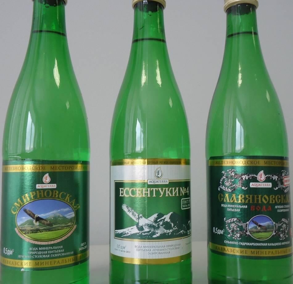 минеральная вода для печени и поджелудочной