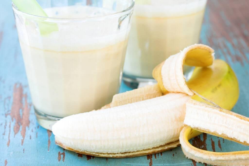 лечение кашля бананом и медом
