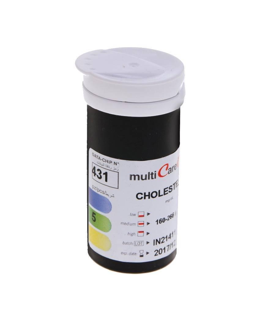 Чем привлекательны тест полоски для определения холестерина и как ими пользоваться