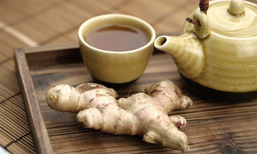 рецепт от кашля с корнем имбиря