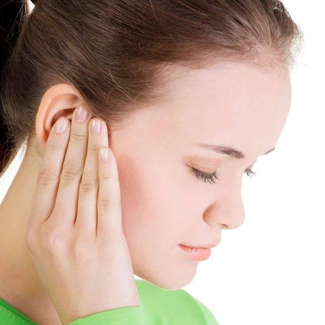 лечение заложенности уха в домашних условиях