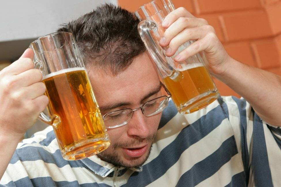 Симптомы и лечение пивного алкоголизма