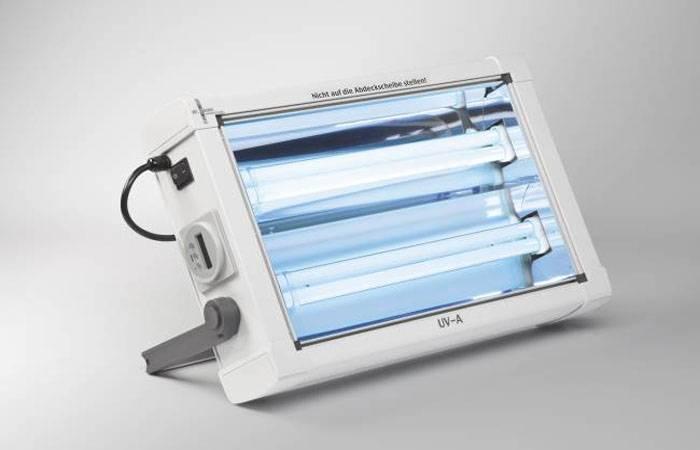 Эффективные облучатели и лампы от псориаза в домашних условиях