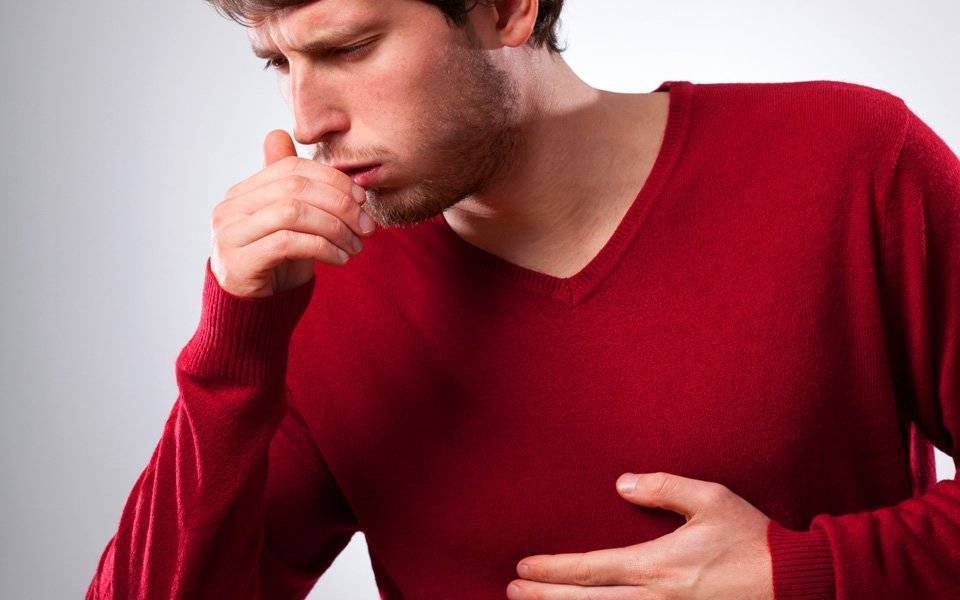 непрерывный кашель у взрослого