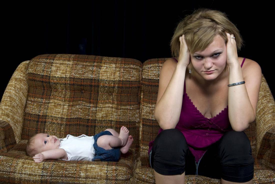 послеродовой психоз симптомы