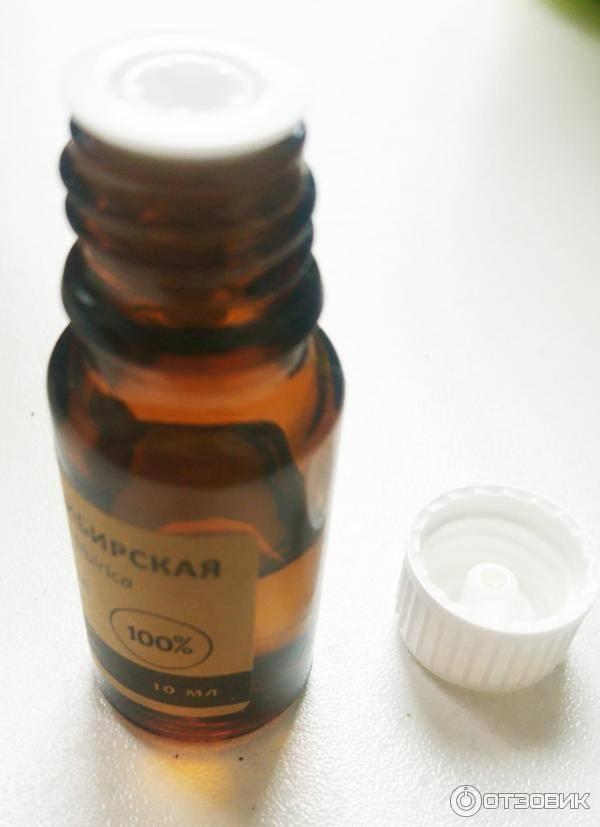 Пихтовое масло в нос от насморка и простуды, применение при гайморите