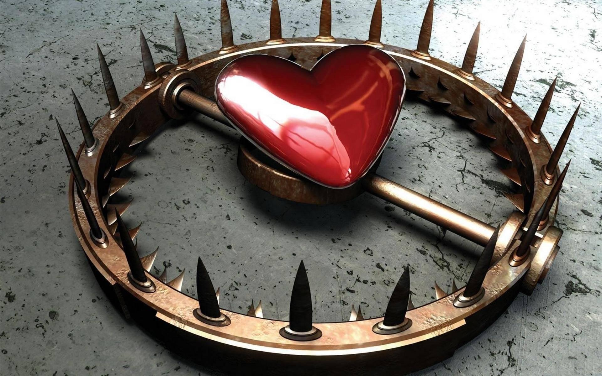 боязнь влюбиться