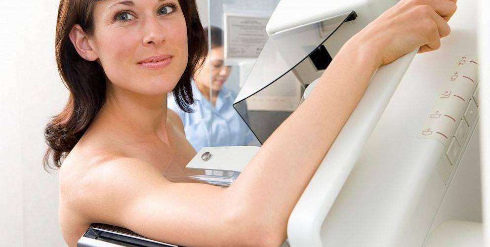 доза облучения при маммографии