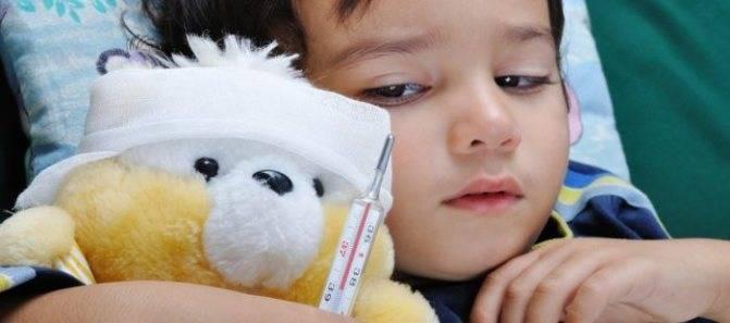 У ребенка слезится один глаз и насморк из одной ноздри