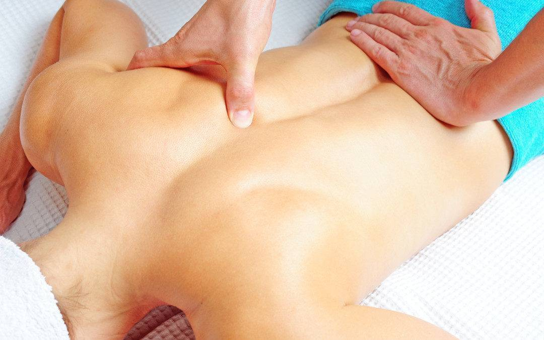 геморрой массаж