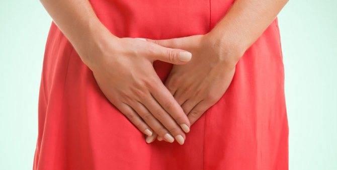 Выделения при цистите у женщин