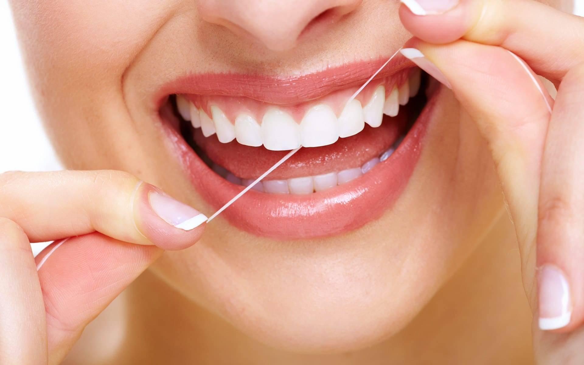 как чистить зубы при брекетах