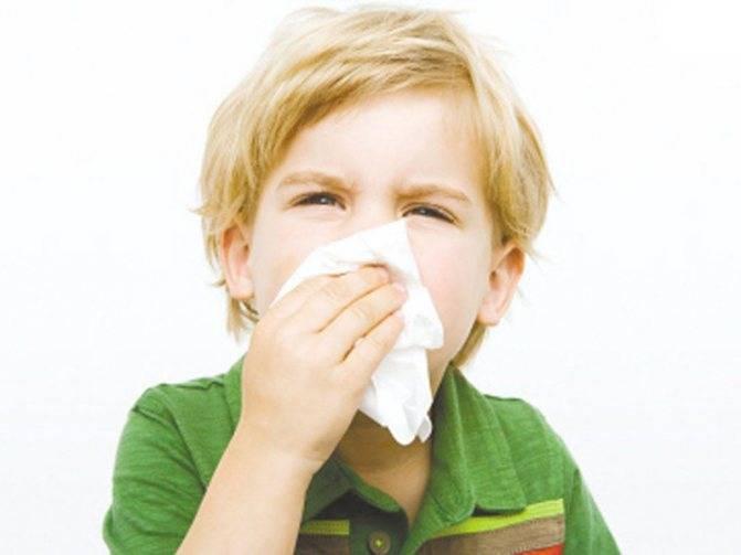 Неприятный запах из носа у ребенка
