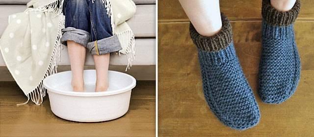 Можно ли парить ноги ребенку при насморке
