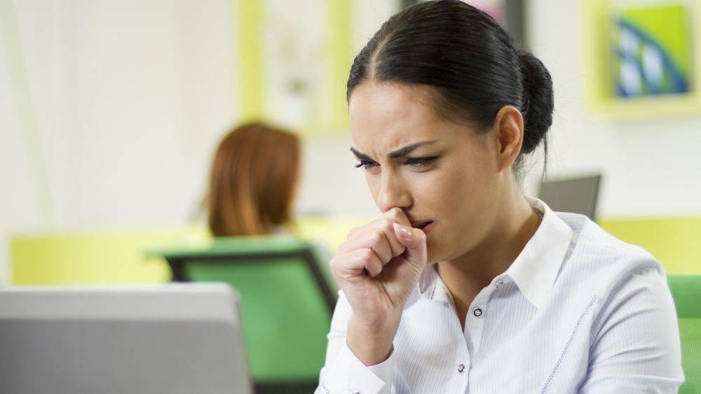 кашель на нервной почве у взрослых лечение