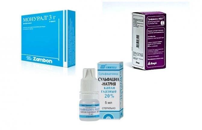 Самые эффективные таблетки от цистита у женщин