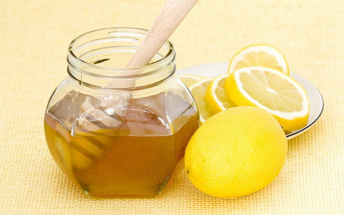 лимон от кашля