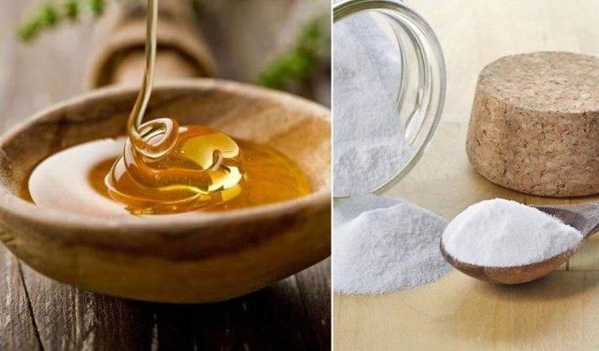 Мед сода масло при гайморите отзывы