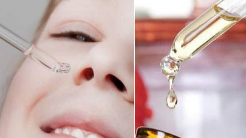 Отек носа у ребенка: как снять и проблему прогнать