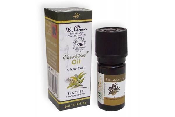 как использовать масло чайного дерева при насморке