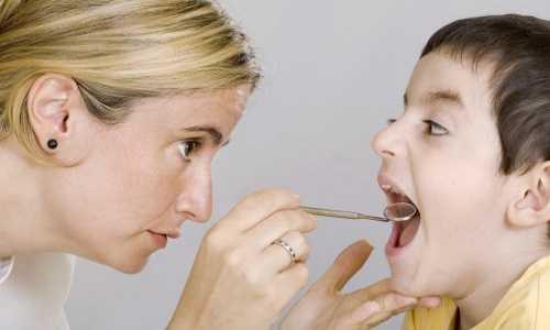 Последствия после удаления аденоидов у детей