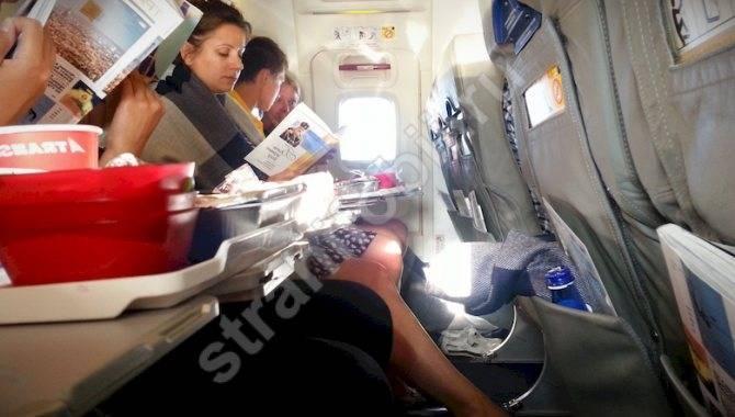 страх самолета как побороть
