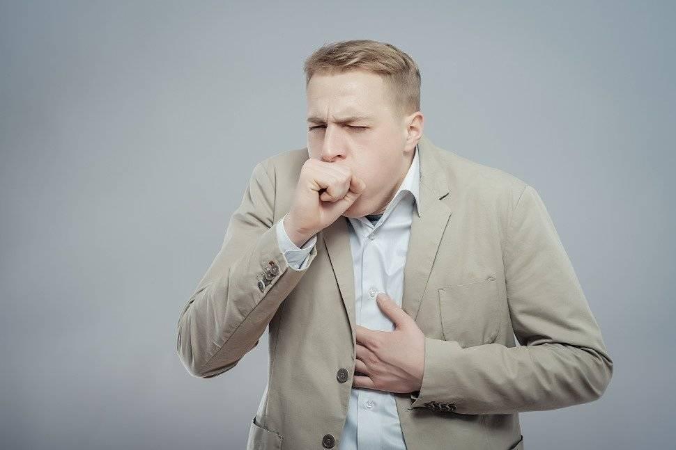 Как убрать надсадный кашель