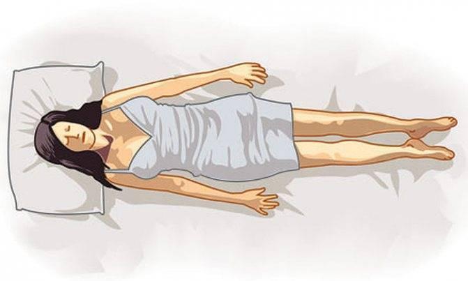 как лучше лежать при геморрое