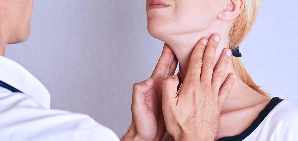 Щитовидная железа: 7 симптомов, что с ней проблемы
