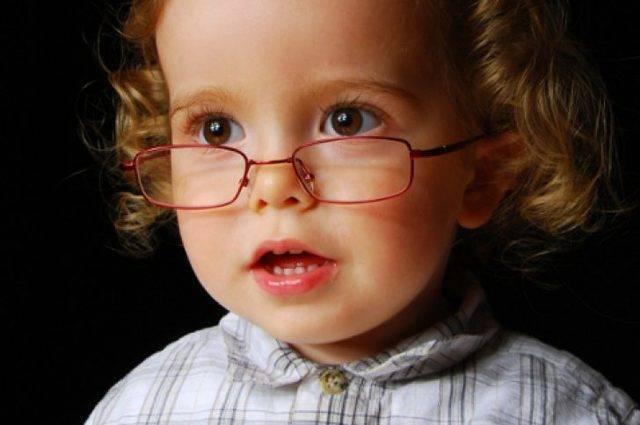 близорукость у детей дошкольного возраста