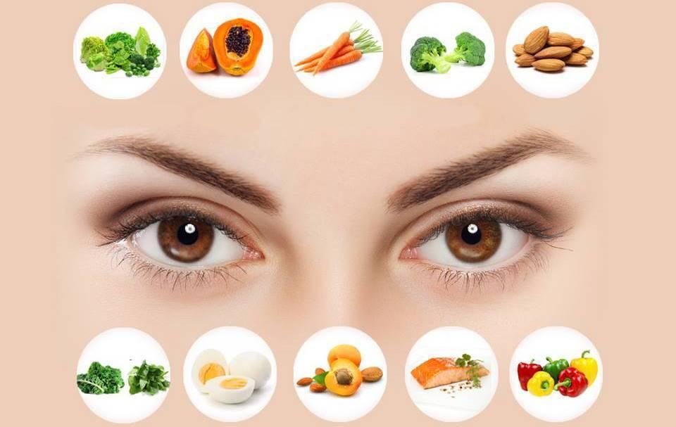 какие фрукты полезны для зрения