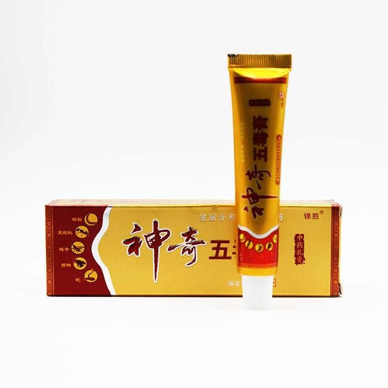 Китайские мази, эффективные от псориаза