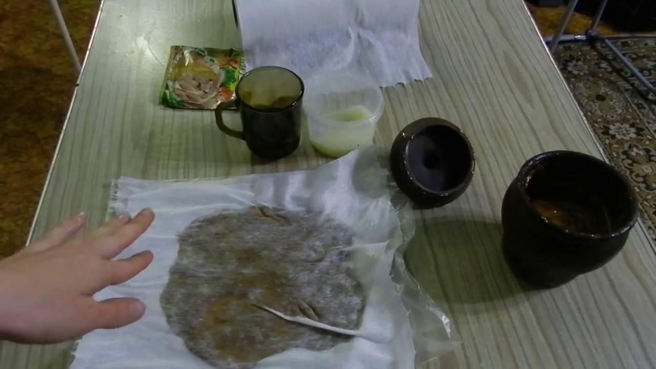 Как сделать медовую лепешку от кашля: особенности рецептов для взрослых и детей