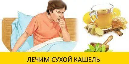 Эффективное лечение кашля народными методами