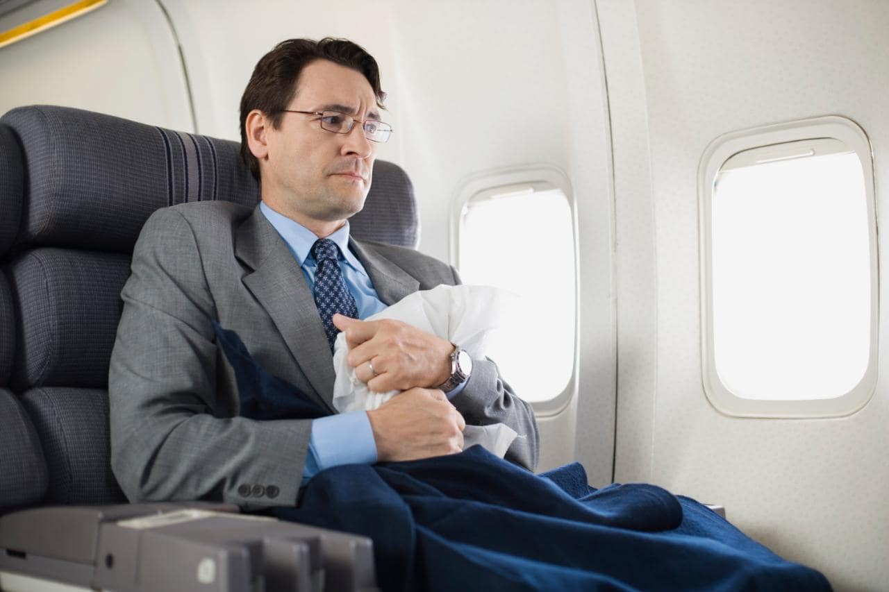 фобия самолетов