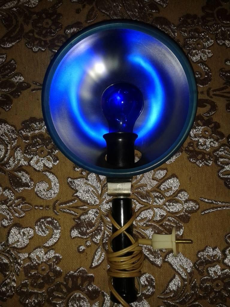 уф лампа для лечения насморка