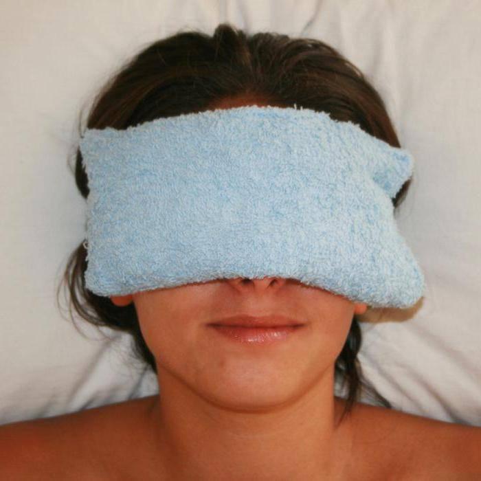 Как прогреть нос при насморке